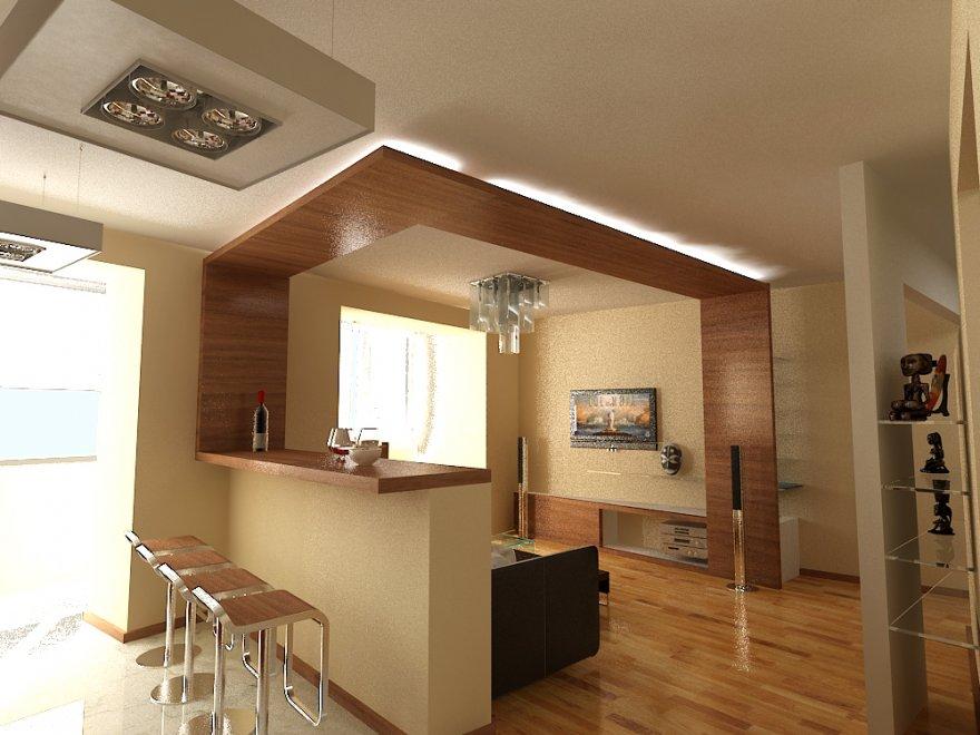 Дизайн проект квартир-студий
